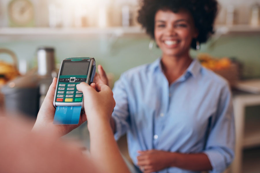 Don't Overspend for Merchant Services